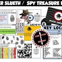 secret agent game