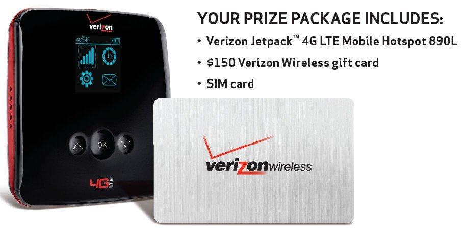 Verizon Jetpack
