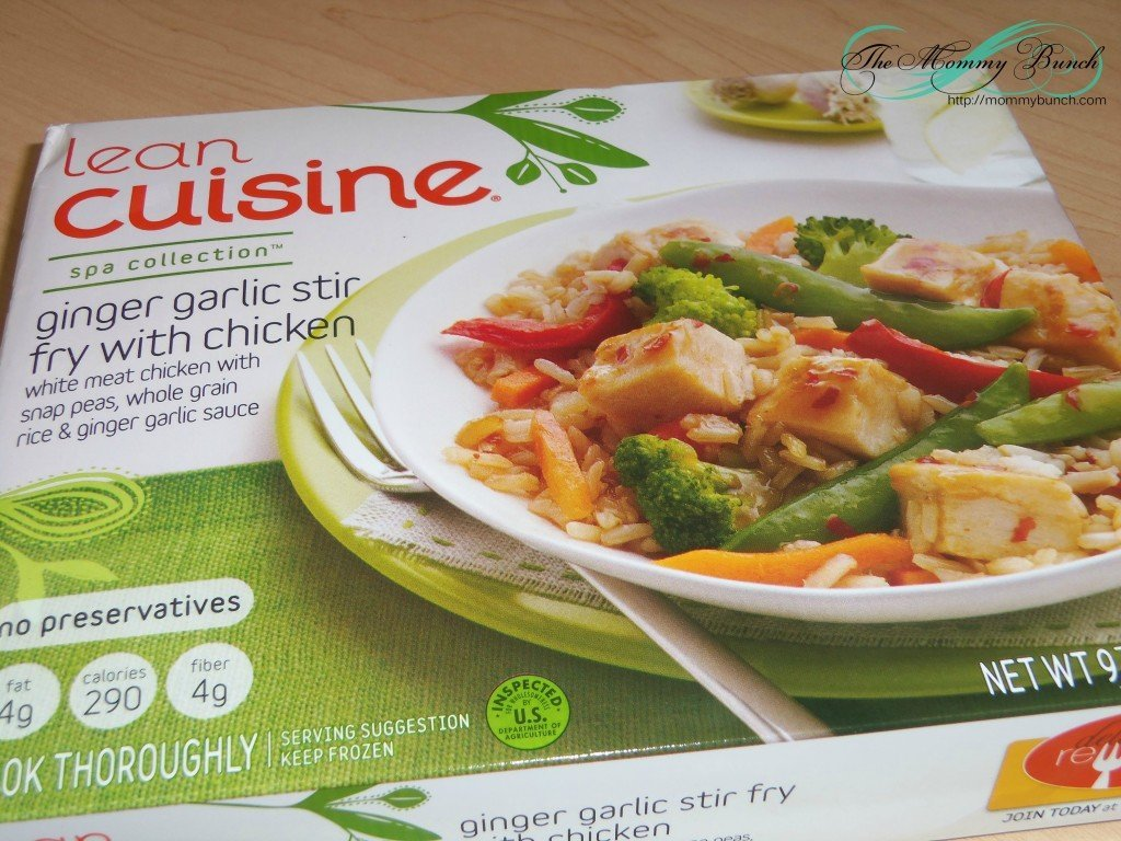Choosing healthy lunches with the mommy bunch for Are lean cuisine healthy