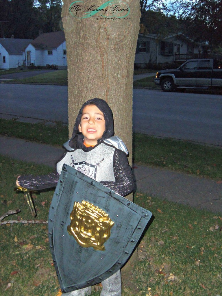 costume express knight