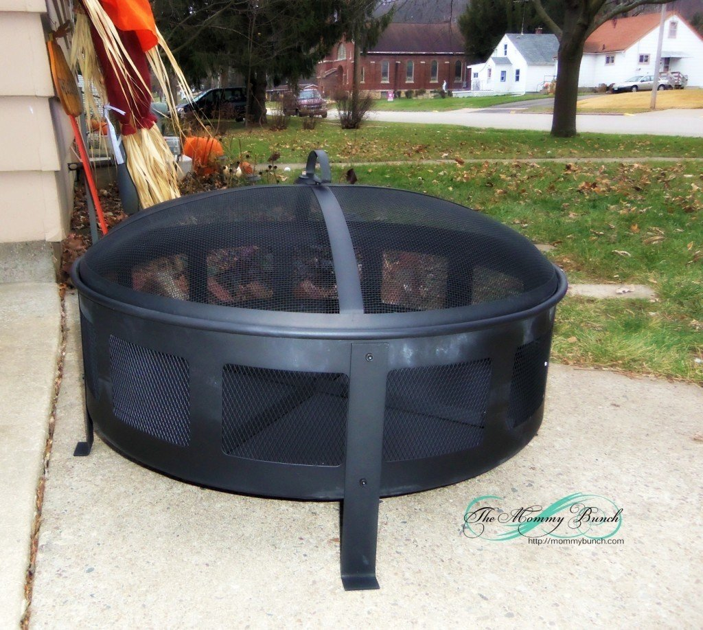 Exceptionnel It Is A Bit Of A Shame Too, As We Just Received A Brand New CobraCo Round  Bravo Fire Pit From Avant Garden Decor A Few Weeks Ago.