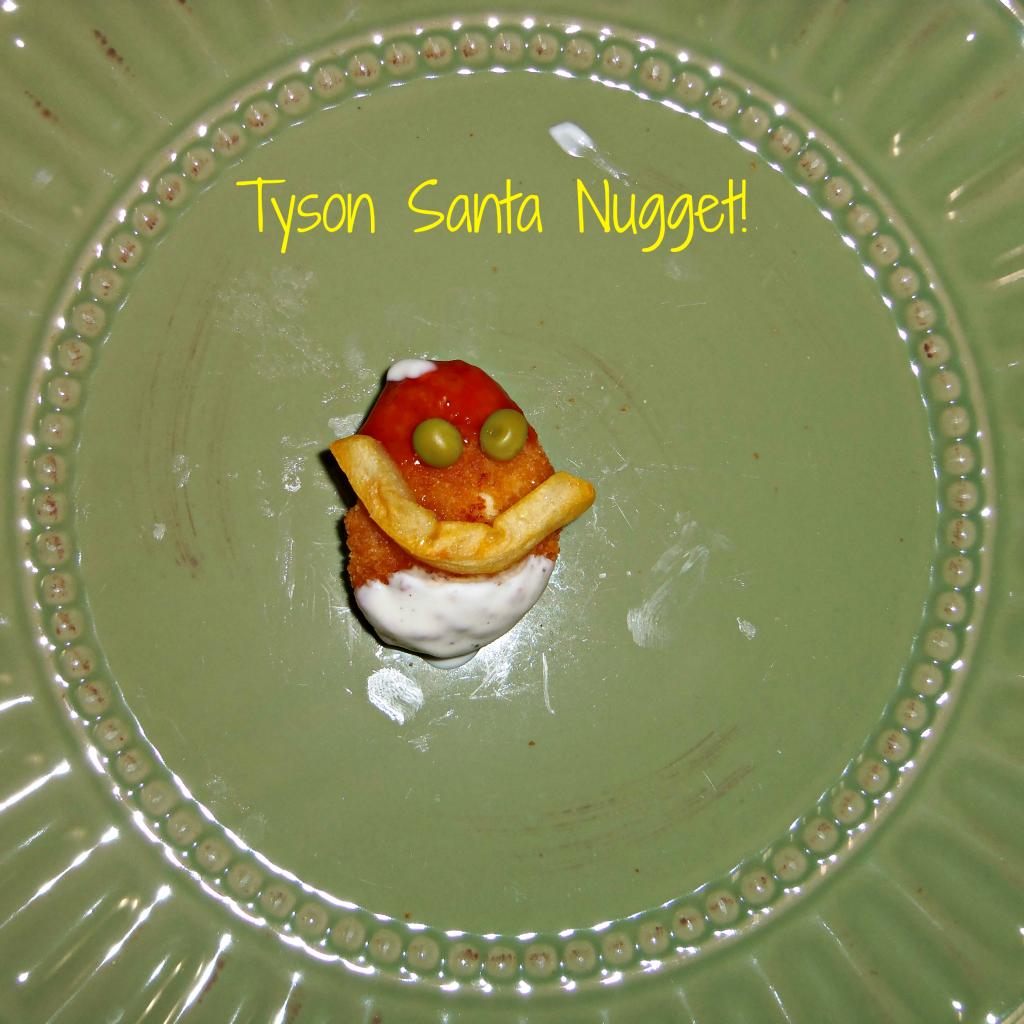 Tyson Santa