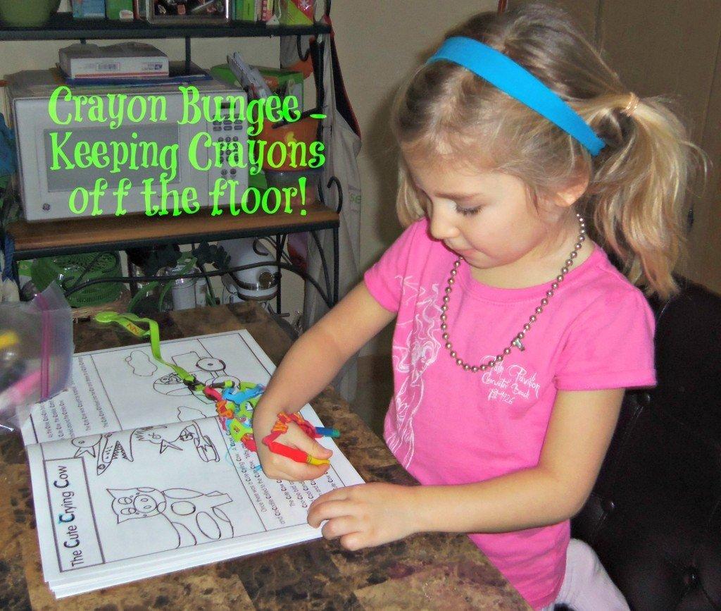 crayon bungee