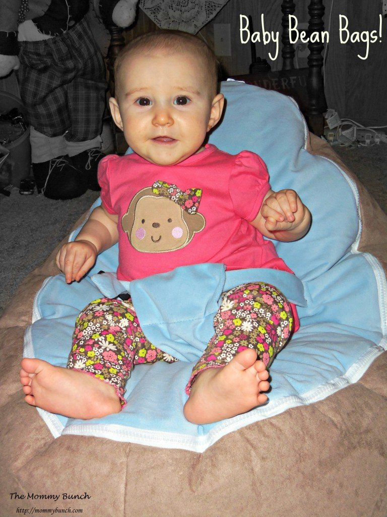 baby bean bag