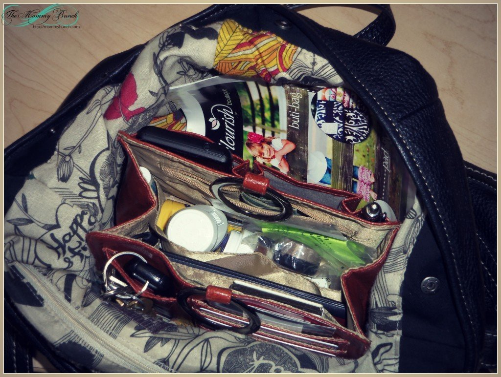 organized purse
