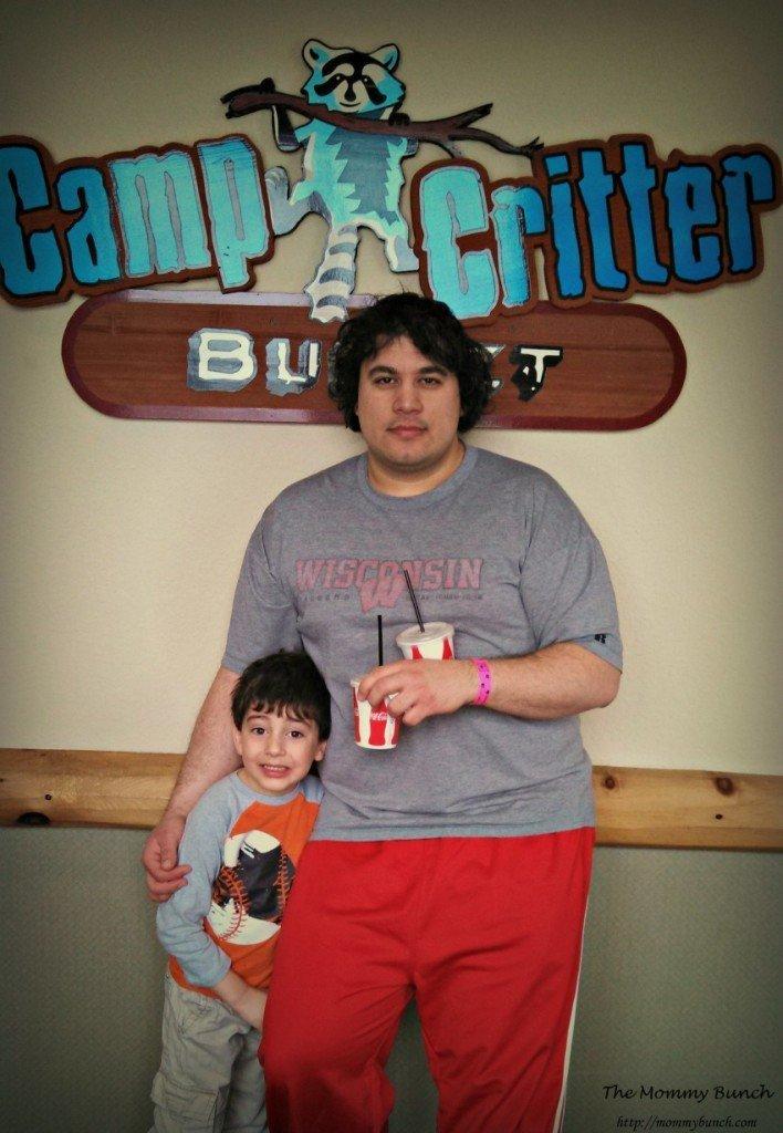 Camp Critter Buffet