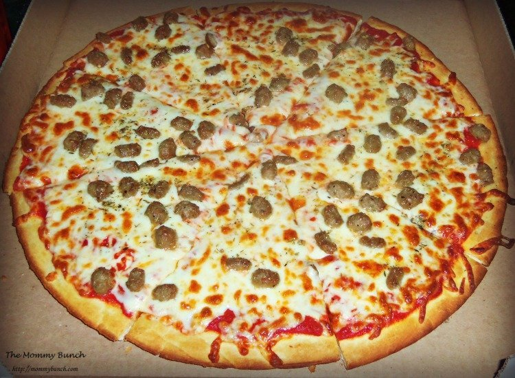 great wolf pizza