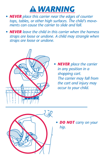care seat safety tips