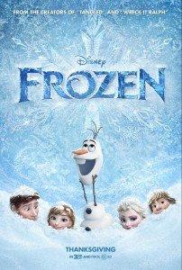 frozen poster 1