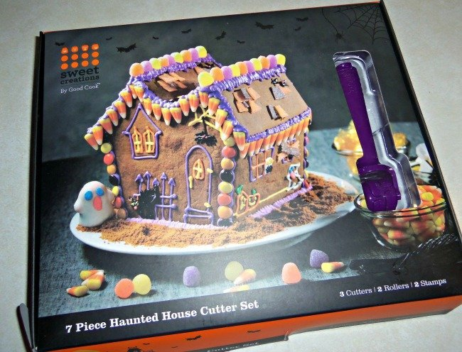 Haunted House Cutter Set