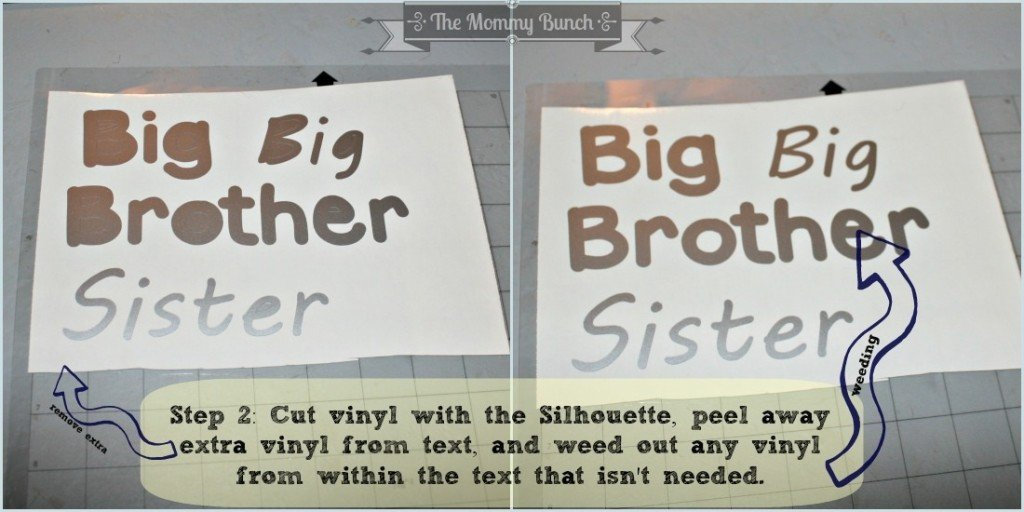 Easy Diy Big Brother And Sister Gift Bags The Mommy Bunch
