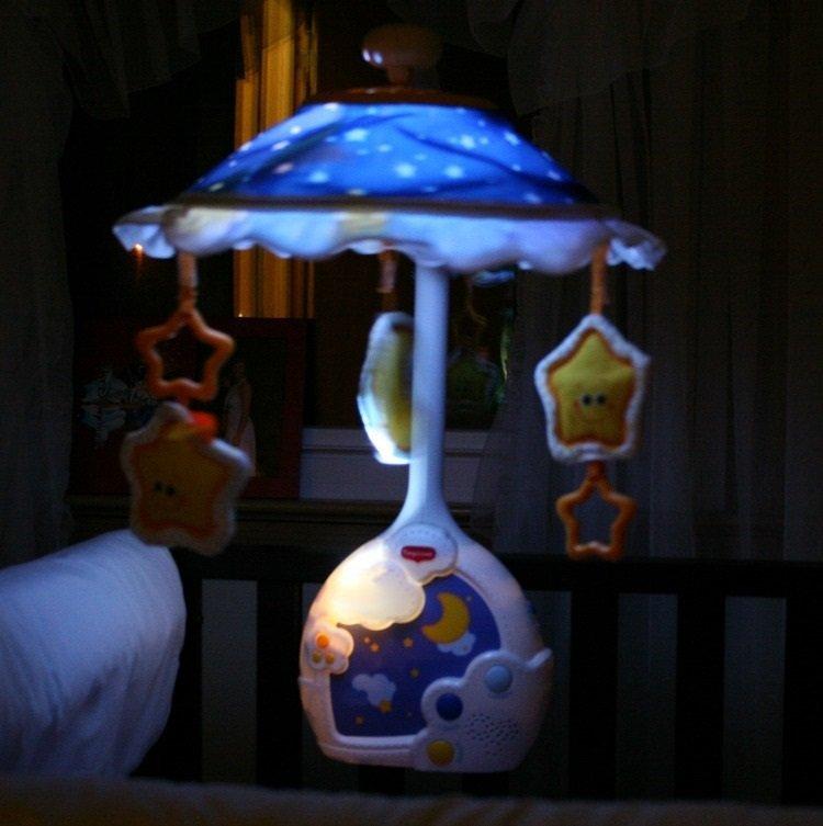 tiny love starry night lit