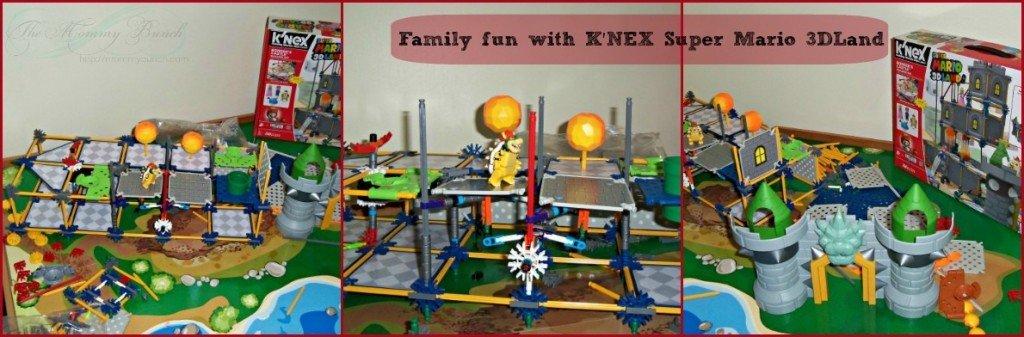 KNEX progress