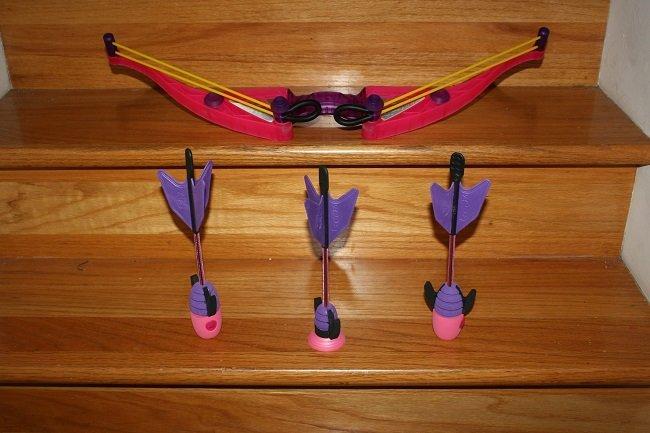 air huntress parts