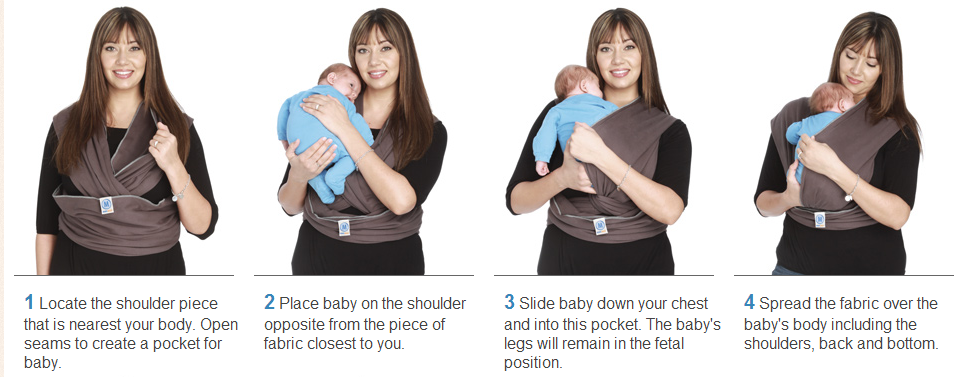 Baby Wearing Isn T Just For Attachment Parents The Mommy Bunch
