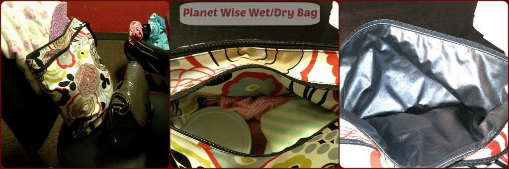 planet wise wet dry bag