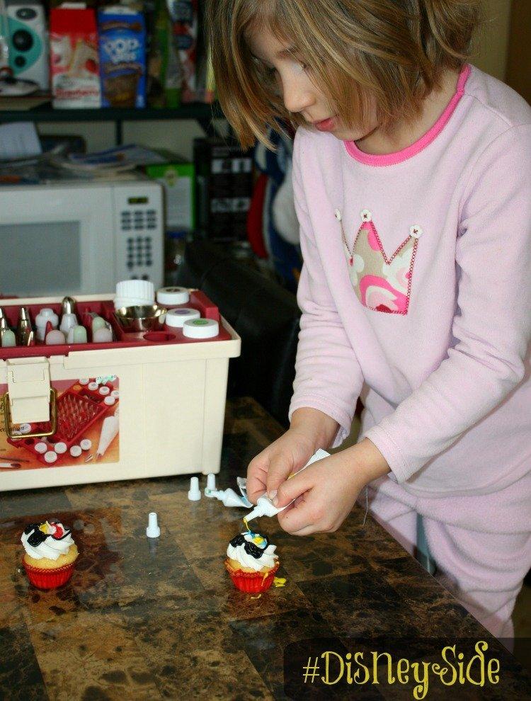 Disney Bella cupcakes