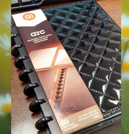 staples arc notebook