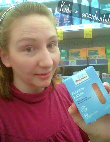 walgreens bandage