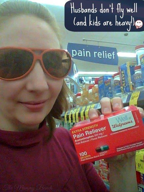 walgreens pain relief