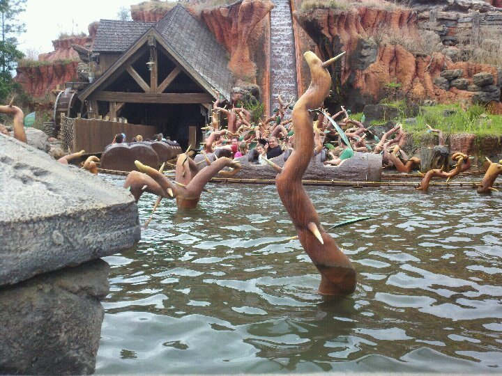 Splash Mountain 2012