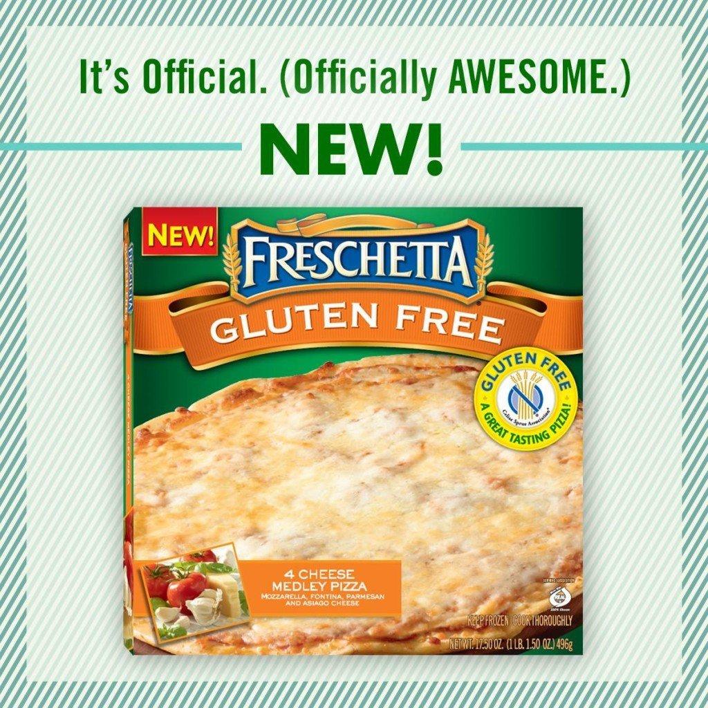 freschetta gluten free cheese