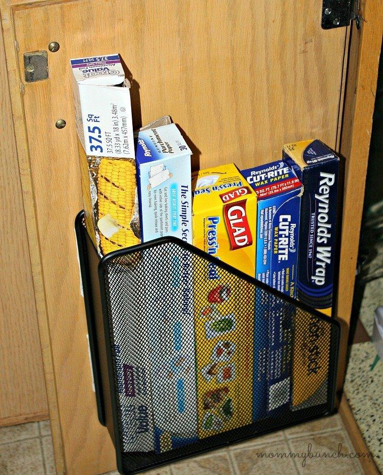 utensil drawer relocation