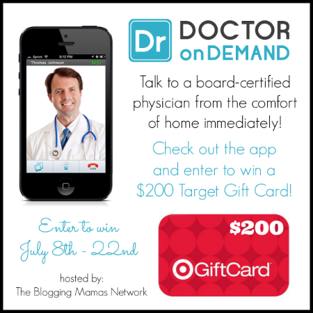 Doctor-On-Demand-Giveaway