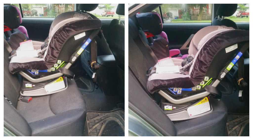 britax mid sized car