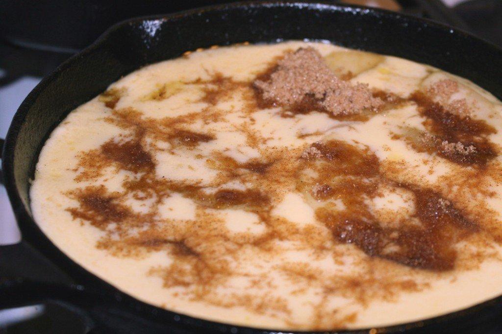 kefir apple pancake bs