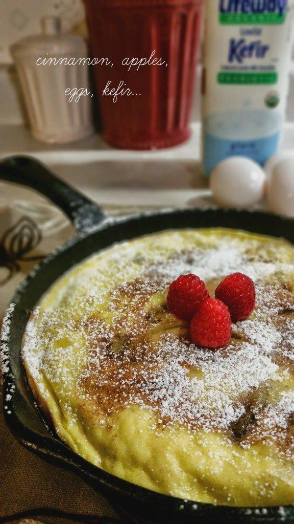 kefir apple pancake list2