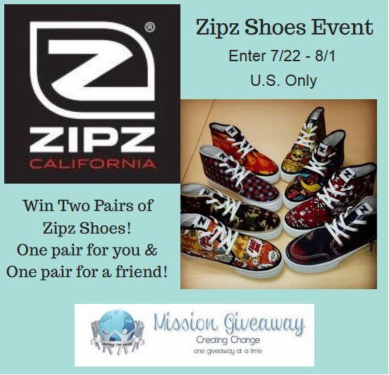zipz giveaway