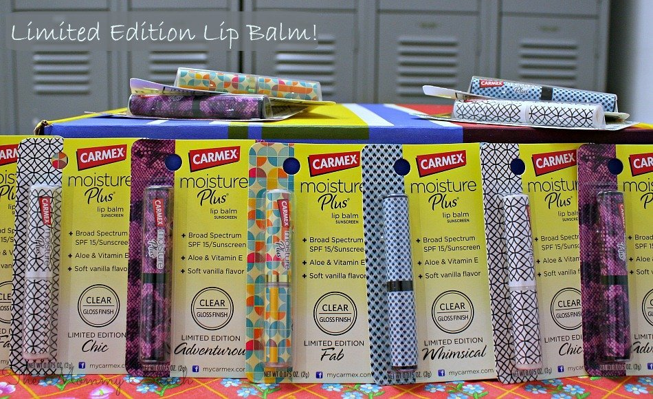 carmex lip balm