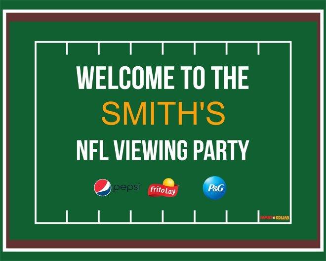 NFLWelcomeSignEditable