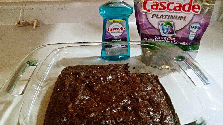 cascade brownie