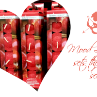 dollar tree heart candles