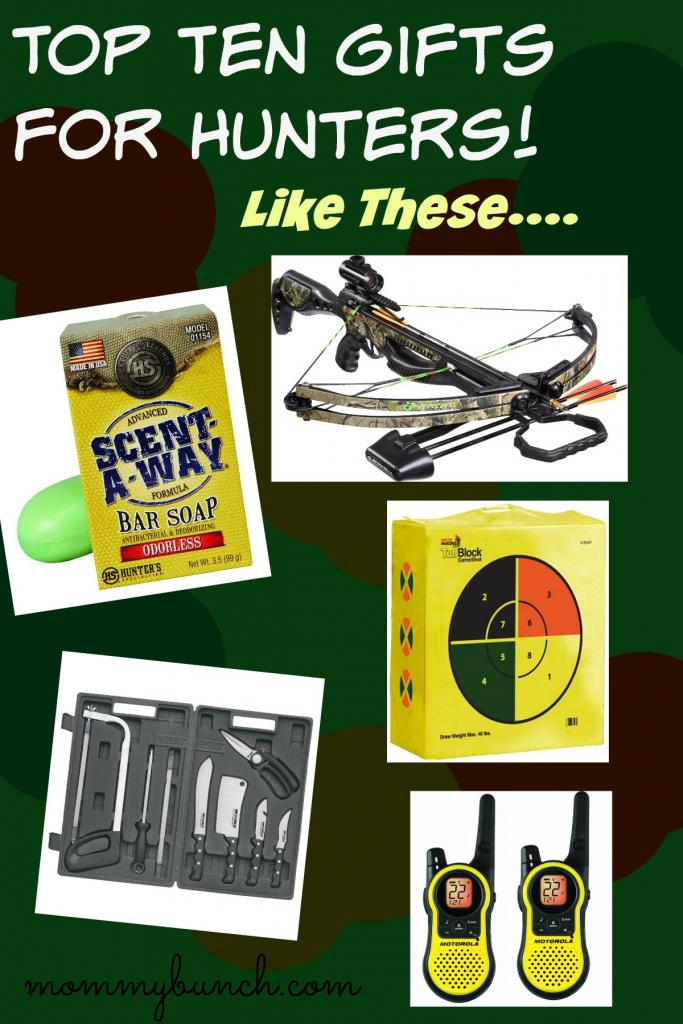 Top 10 gifts for Hunters They'll Appreciate!