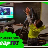 leap into gaming