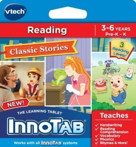 vtech classic stories