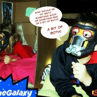 Guardians of the Galaxy Family Movie Night #OwnTheGalaxy