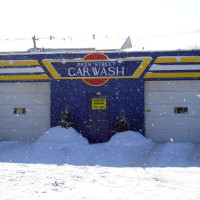 winter car wash