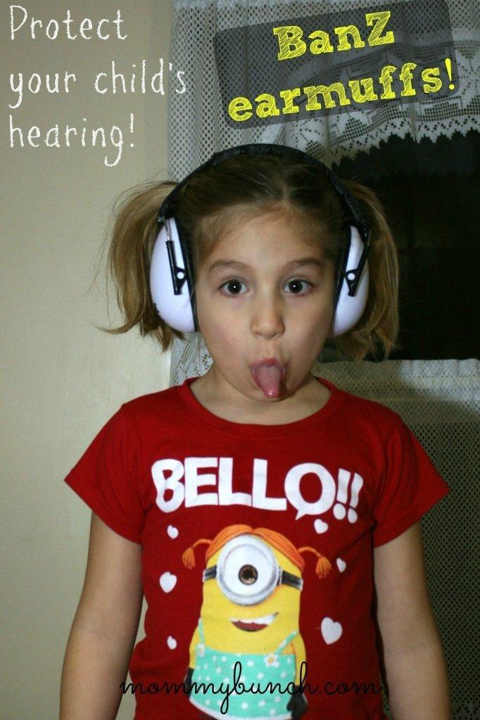 banZ kids' ear protection