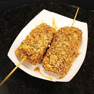 Sazs-Festivals-Deep-Fried-Pretzel-Crusted-Brownies-On-a-Stick-2