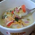 potato ham soup