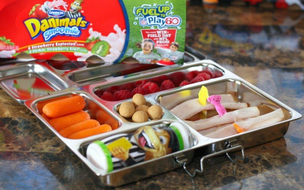 Danimals Lunchbox