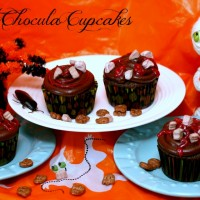 count chocula cupcakes