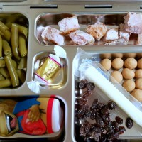 skippy pretzel balls lunchbox