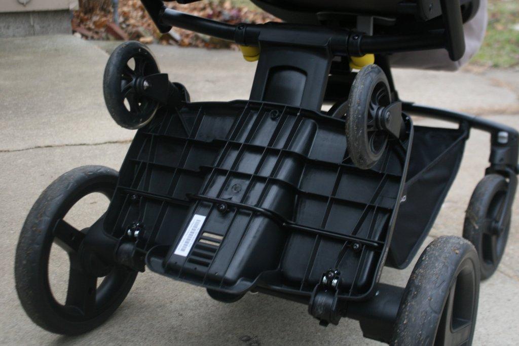 stroller kickboard
