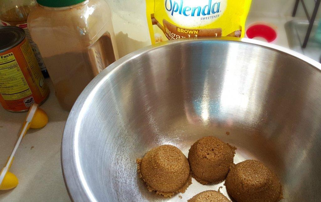 Whoopie Pie Splenda Sugar