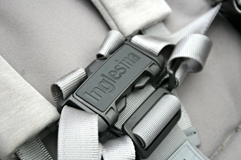 inglesina 3-point harness